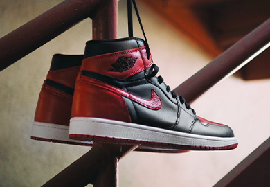 The Complete History of the Air Jordan 1 'Banned'